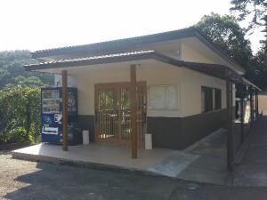 新休憩所オープン